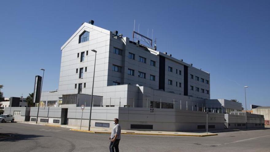 El Consell deplora el bloqueo al centro de salud mental de Favara