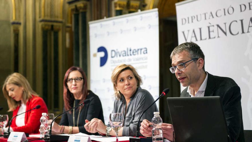 La diputación cesa a Miguel Ángel Ferri como gerente de Egevasa