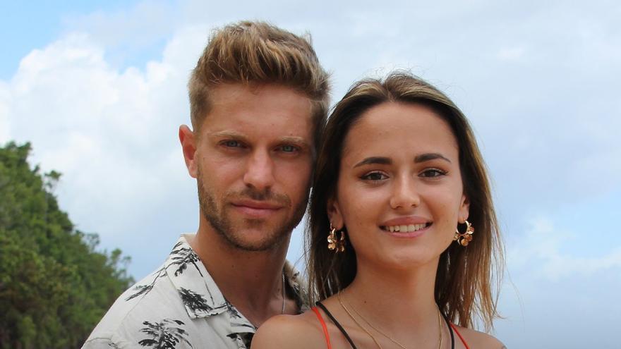 Una pareja de Castellón desembarca en 'La Isla de las Tentaciones 4'