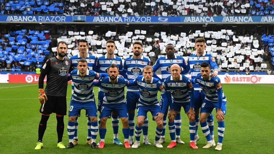 0-0 en el Deportivo-Lugo