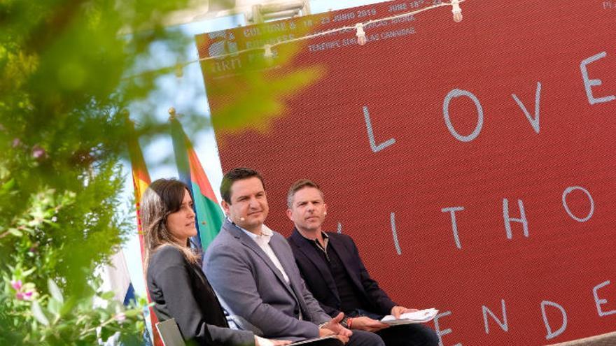 Arona presenta el festival ARN Culture & Business Pride