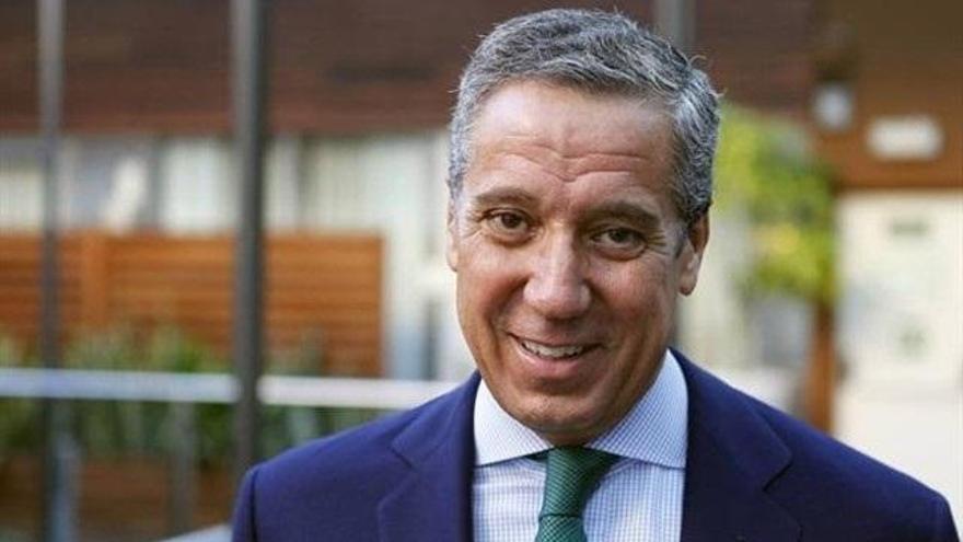 """Zaplana pidió a su testaferro uruguayo """"liquidez"""" un mes antes de ser detenido"""