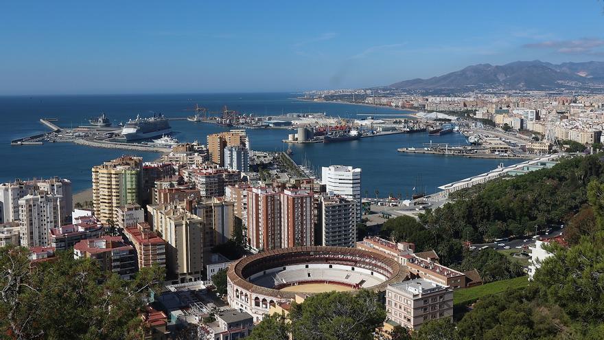 El Puerto de Málaga declarará desierto el concurso por construir la marina de San Andrés