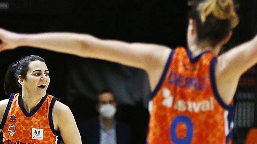 El València Basket passa als quarts de final de l'Eurocop