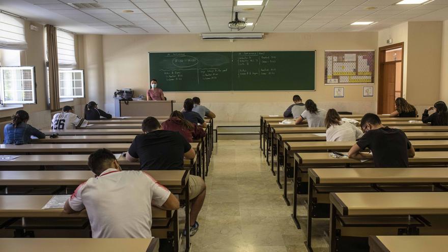 El 75% de los alumnos de la USAL aprueba la EBAU en septiembre