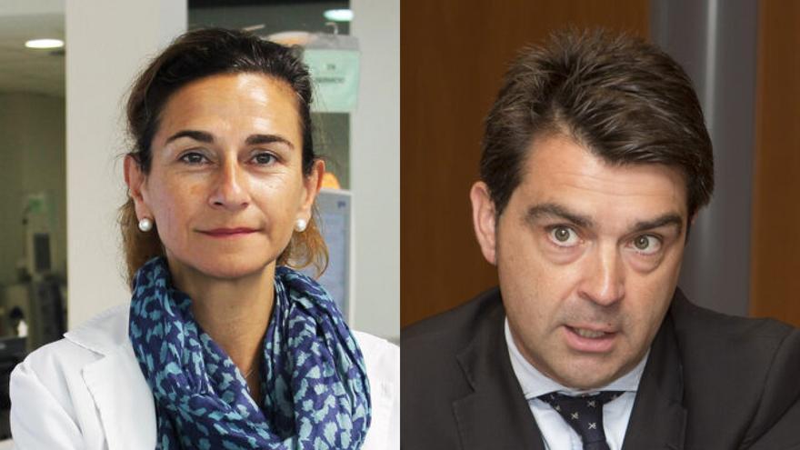 Eva Baró deja la gerencia del departamento de salud de Torrevieja