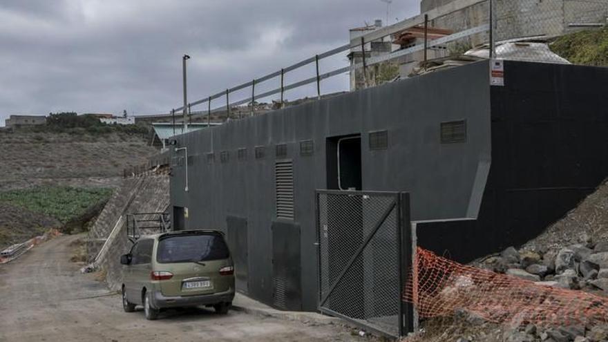 Tenoya pide desmantelar el biodigestor que construyen en el pueblo