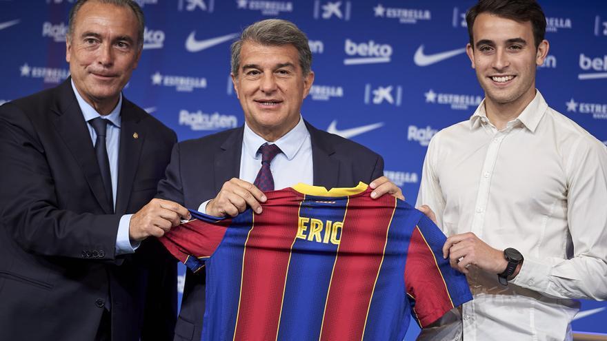 El Barcelona ficha a Eric García para cinco temporadas