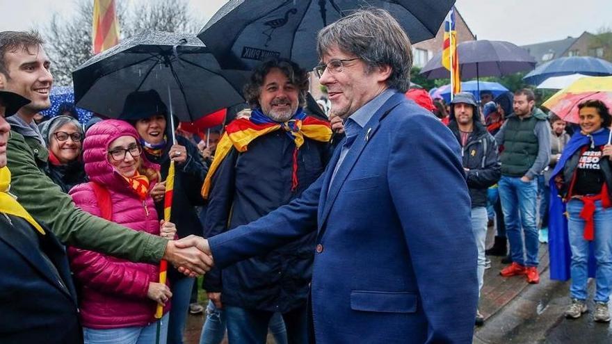 El Supremo rechaza investigar a Puigdemont por la gestión de Aigües de Girona