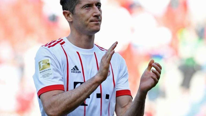 El Bayern se hace el muerto