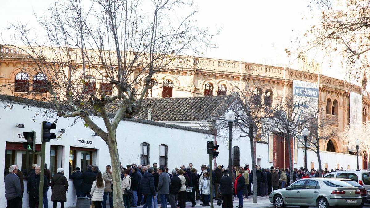 La empresa de la plaza de toros de Castelló pone el coso a disposición de la vacunación
