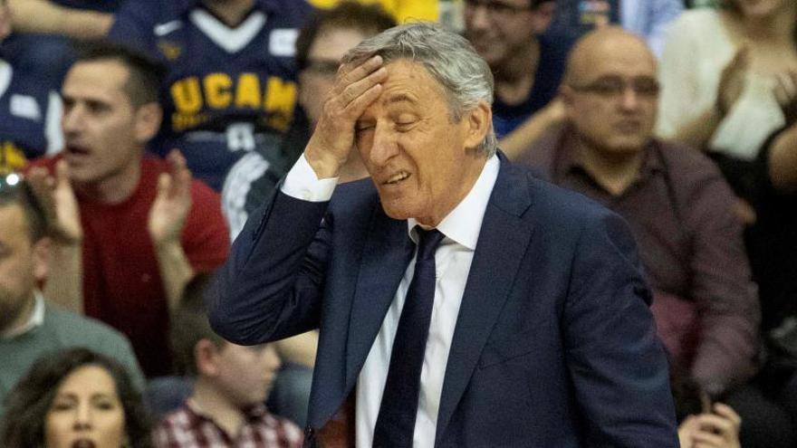 El UCAM corta su racha negativa ante el Barça
