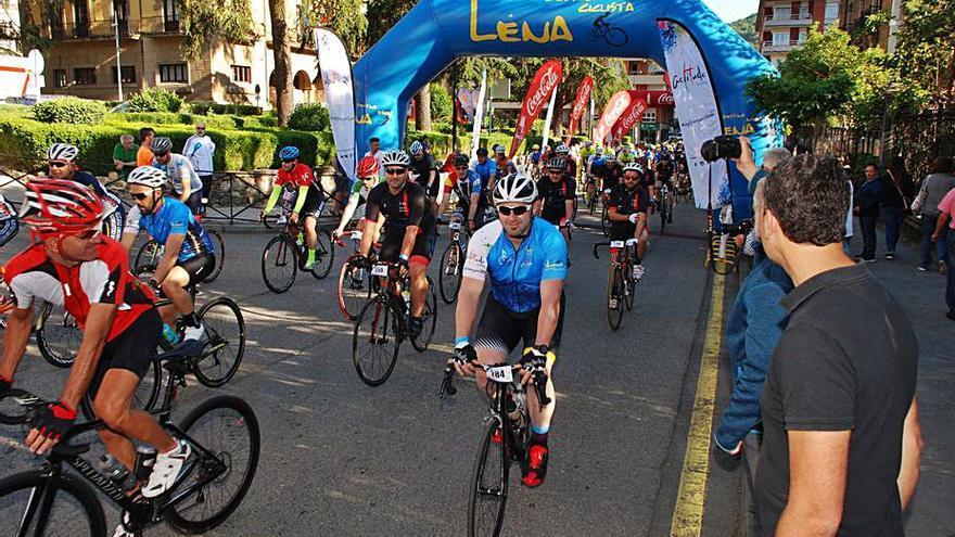 La Cubilla, con 500 participantes