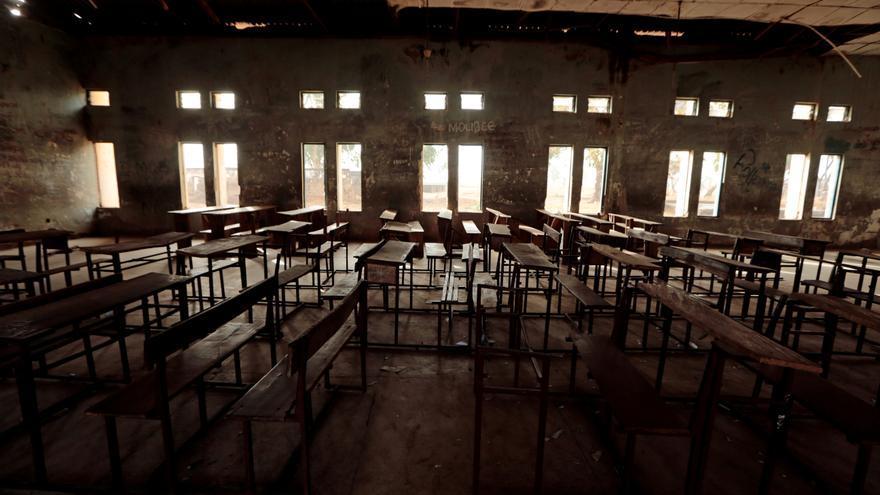 España exige la liberación de las más de 300 niñas secuestradas en Nigeria