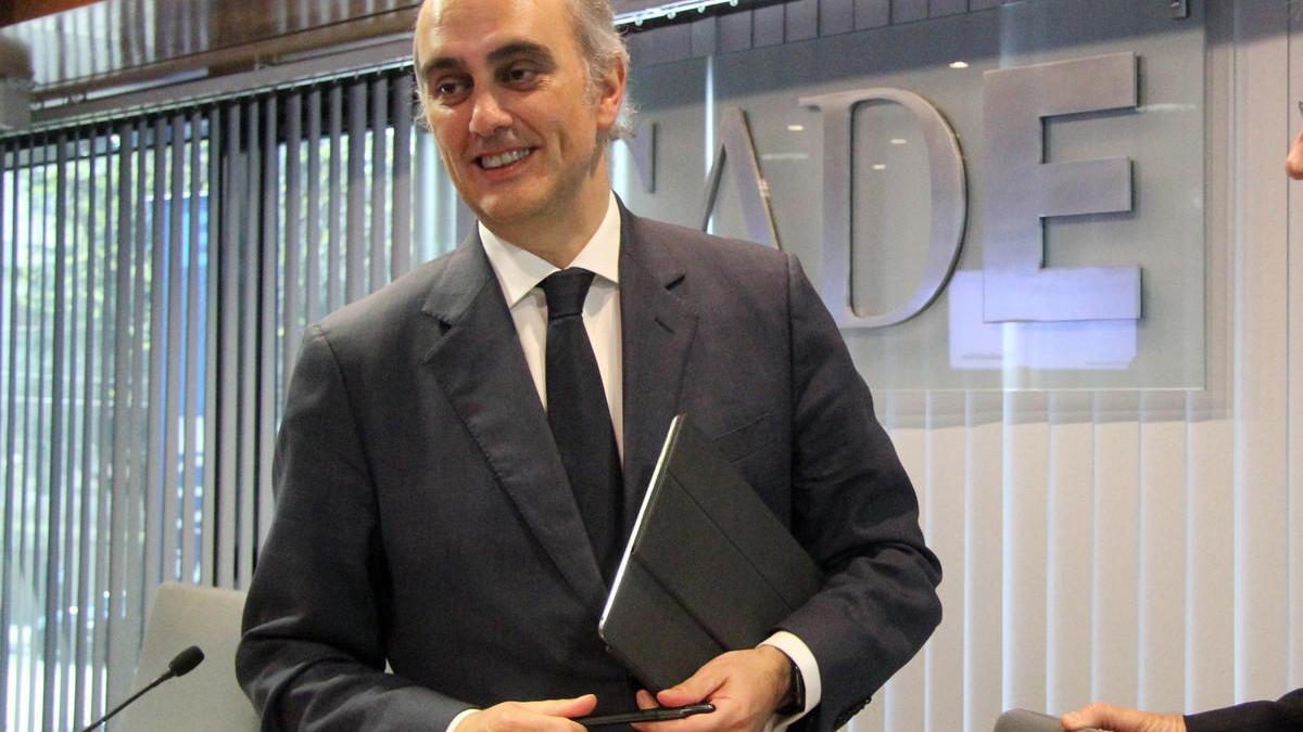 Tres asturianos en la decisión: Jorge Cosmen, Fernando Méndez de Andés y José Luis Feito