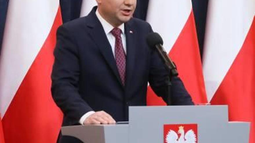 Brussel·les inicia tràmits contra Polònia per la reforma judicial