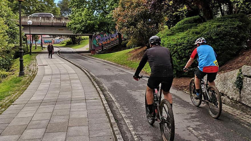 El plan de accesibilidad de Arteixo propone la creación de 36 sendas peatonales y ciclistas