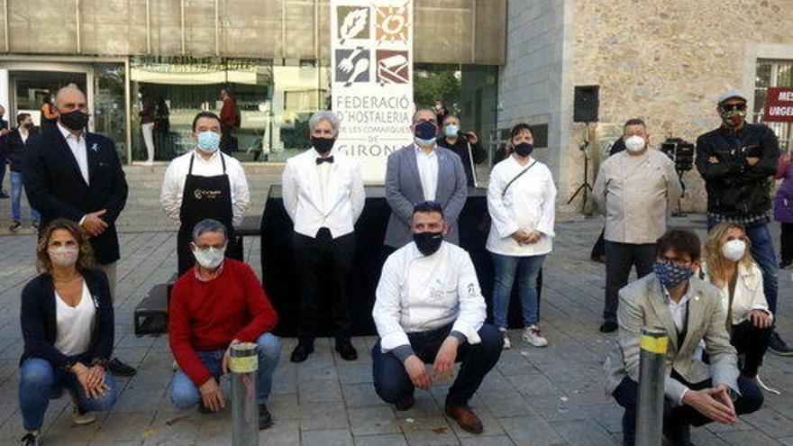 L'estètica i l'hostaleria gironines surten al carrer