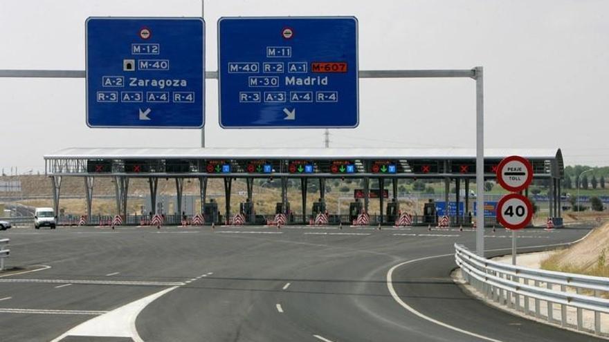 Las nueve autopistas rescatadas necesitan 317 millones de euros