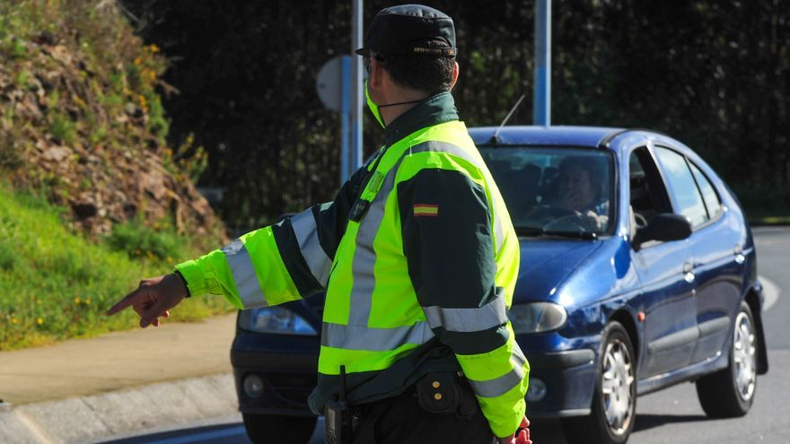 Investigan a un guardia civil de Tráfico en Mallorca por corrupción de menores