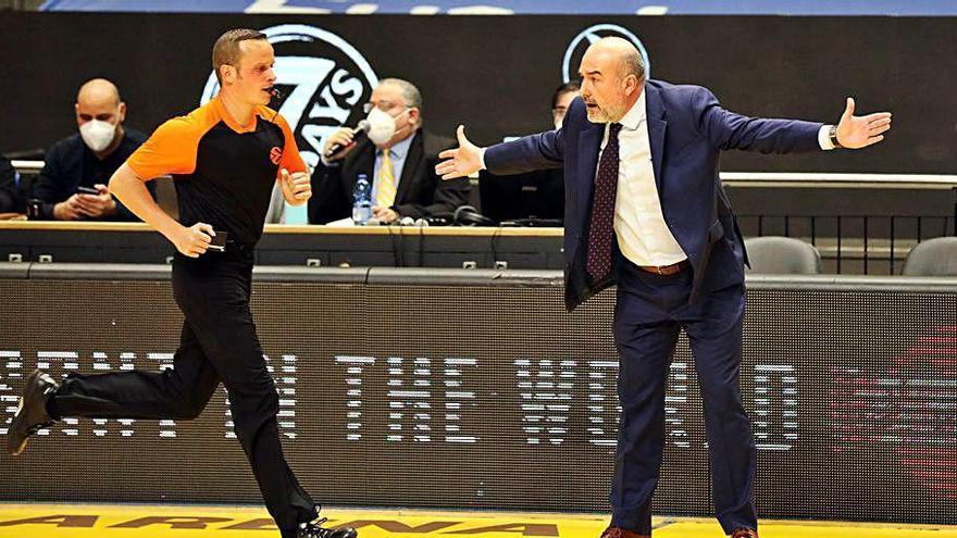 El València de Ponsarnau arriba al duel després de tres derrotes seguides