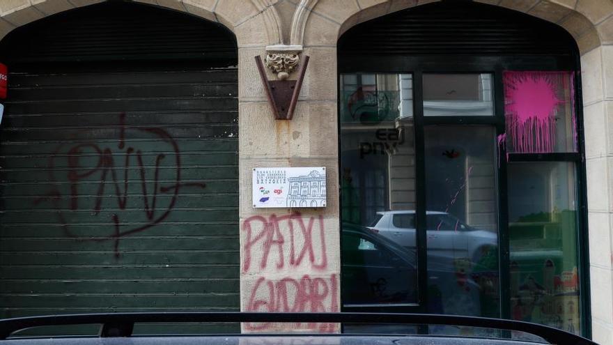 El juez autoriza llevar al hospital al etarra Patxi Ruiz, en huelga de hambre