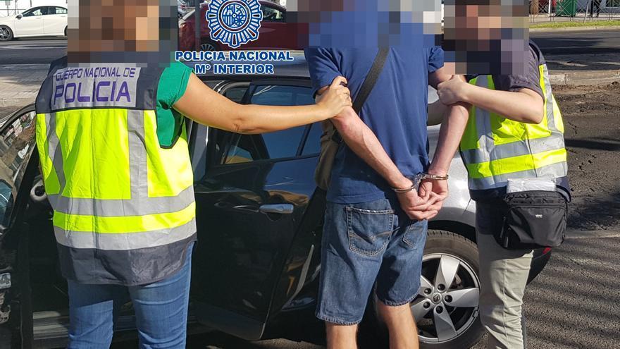 Detenido en Tenerife un letón buscado por delitos valorados en 1,3 millones