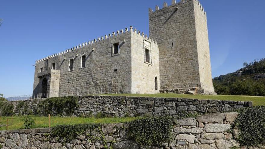 Castillos, monasterios y arte en el Alto Minho