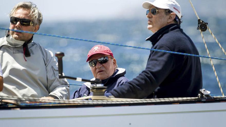 El patrón del Bribón desea que el rey emérito esté en la próxima regata, en octubre