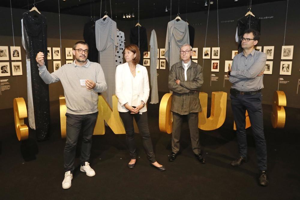 Exposició «Icòniques» al Museu del Cinema de Girona
