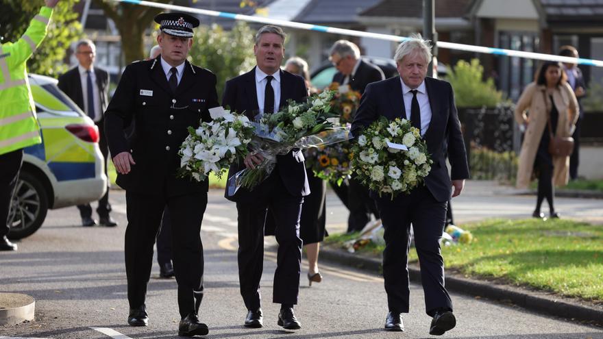 """El Regne Unit investiga l'assassinat del diputat conservador David Amess com un """"atac terrorista"""""""