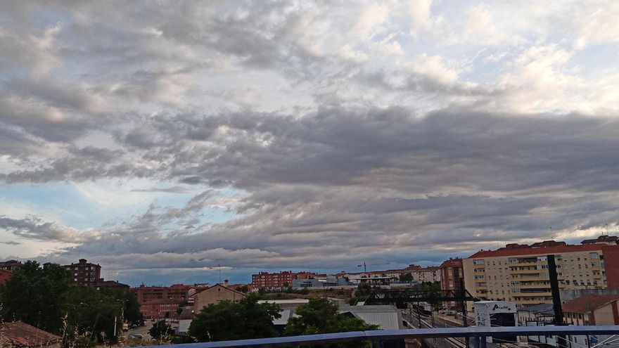 El tiempo en Zamora hoy, sábado | Nubarrones amenazan lluvia en la provincia