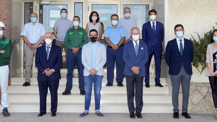 Fertiberia abre dos nuevas plantas en Sagunt tras invertir 1,6 millones