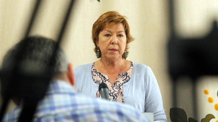 La senadora Barreiro niega irregularidades ante el TS