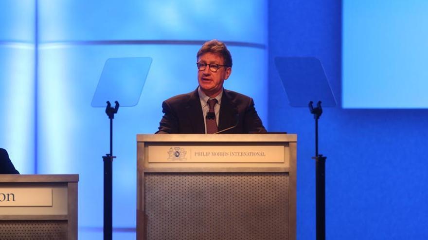 André Calantzopoulos toma el relevo de Louis Camilleri como presidente ejecutivo de Philip Morris International