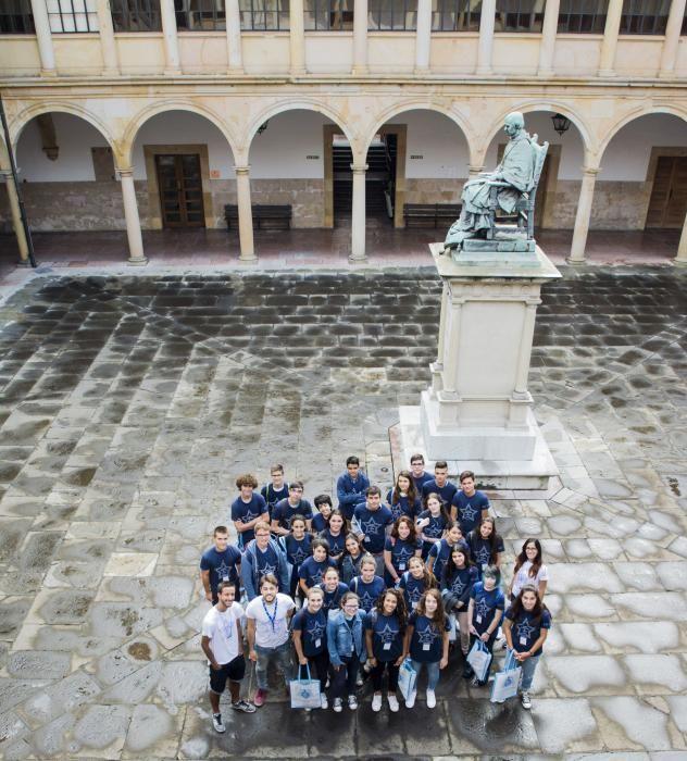 Campus científico Universidad de Oviedo