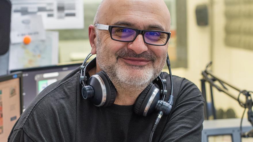 Fallece Paco Cabrera, la voz de Ràdio Altea durante 27 años