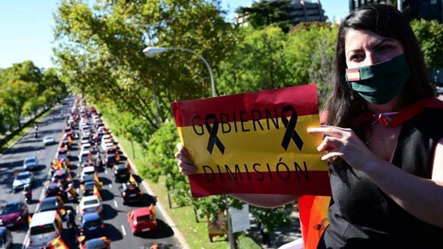 """Vox carga contra el plan """"totalitario"""" de la """"dictadura"""" de Pedro Sánchez"""