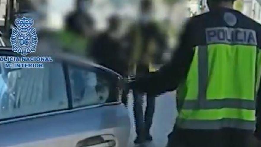 Detingut un fugitiu buscat al Marroc per assassinar sis membres de la seva família