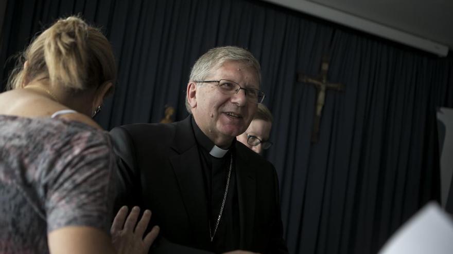 Muere el obispo de Astorga de un infarto