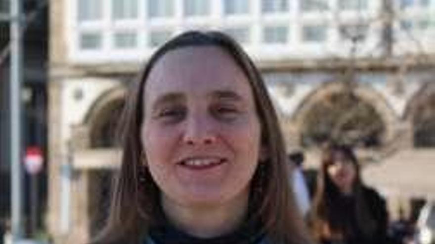Mónica Couto, candidata a la Alcaldía por Pacma