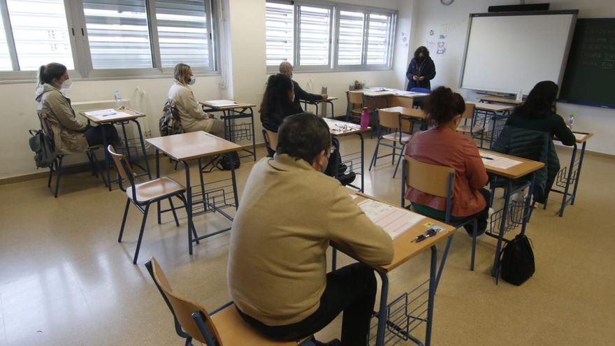 4.300 cordobeses se examinan este fin de semana para lograr plazas de administrativo en la Junta