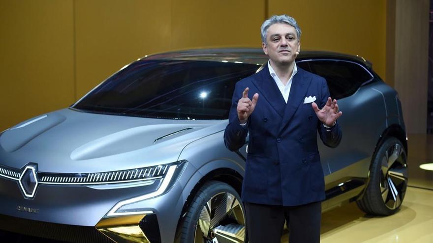 Renault se reinventa con Luca de Meo