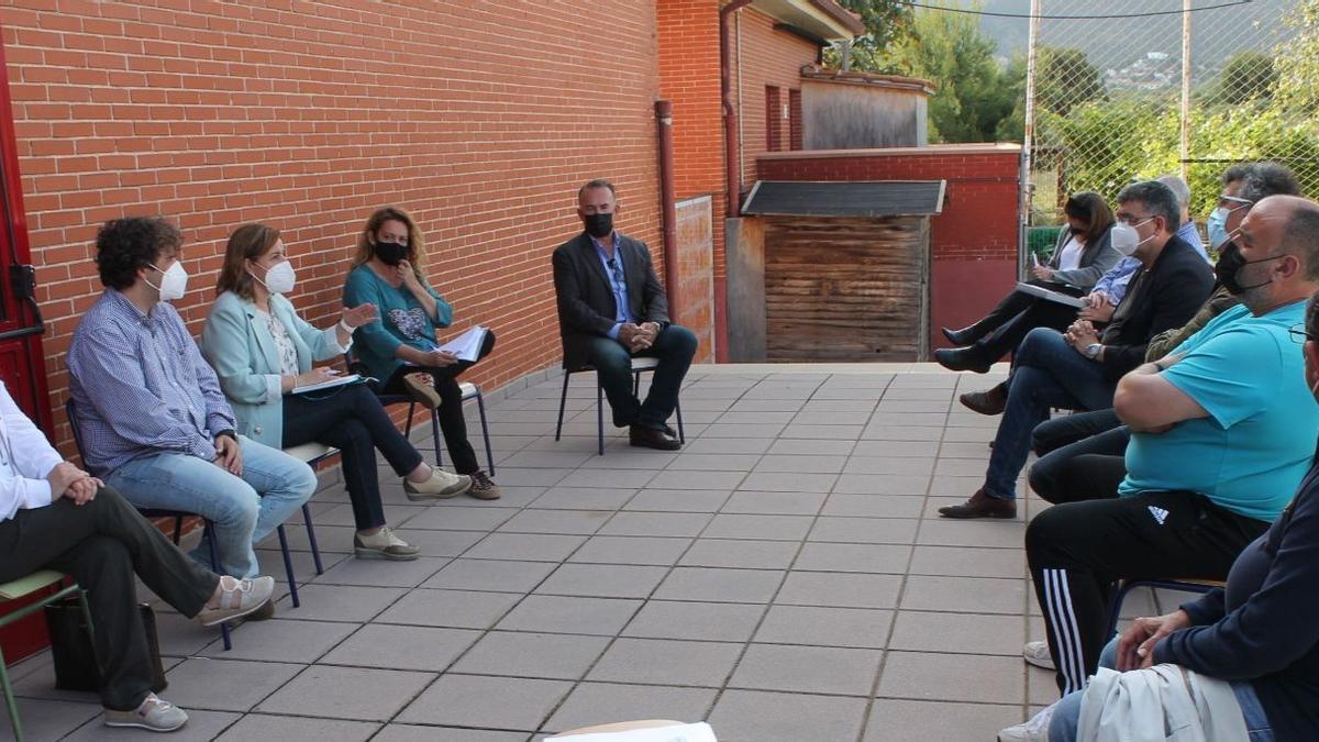 El Ayuntamiento atiende las peticiones de Benicàssim Sur