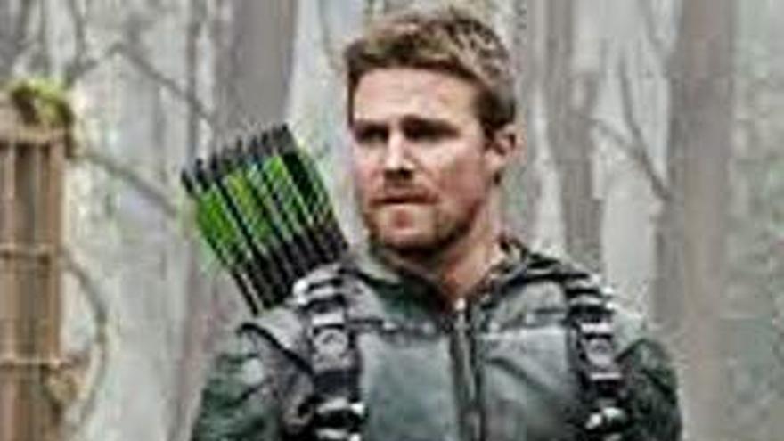 La serie 'Arrow' llega a su fin tras ocho temporadas en el canal SYFY