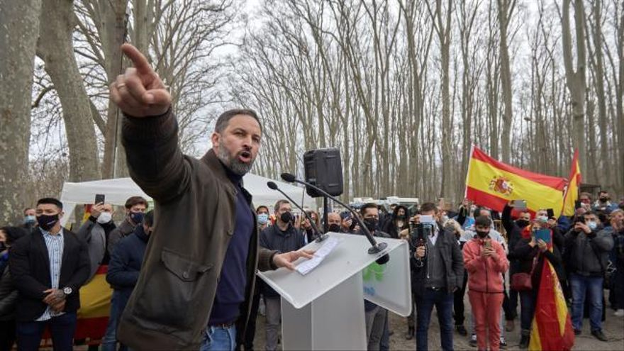 Abascal sufre un intento de agresión en Girona