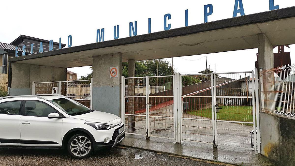Las instalaciones polideportivas de titularidad municipal reabren hoy sus puertas.     // SANTOS ÁLVAREZ