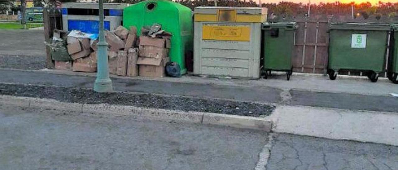 Antigua destapa la deficiente gestión insular de la recogida de residuos
