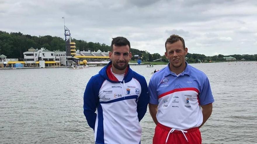 Millán y Martí, en las finales B de la Copa del Mundo de Poznan