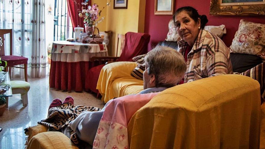 El IMV incoa desahucio a una anciana con alzheimer